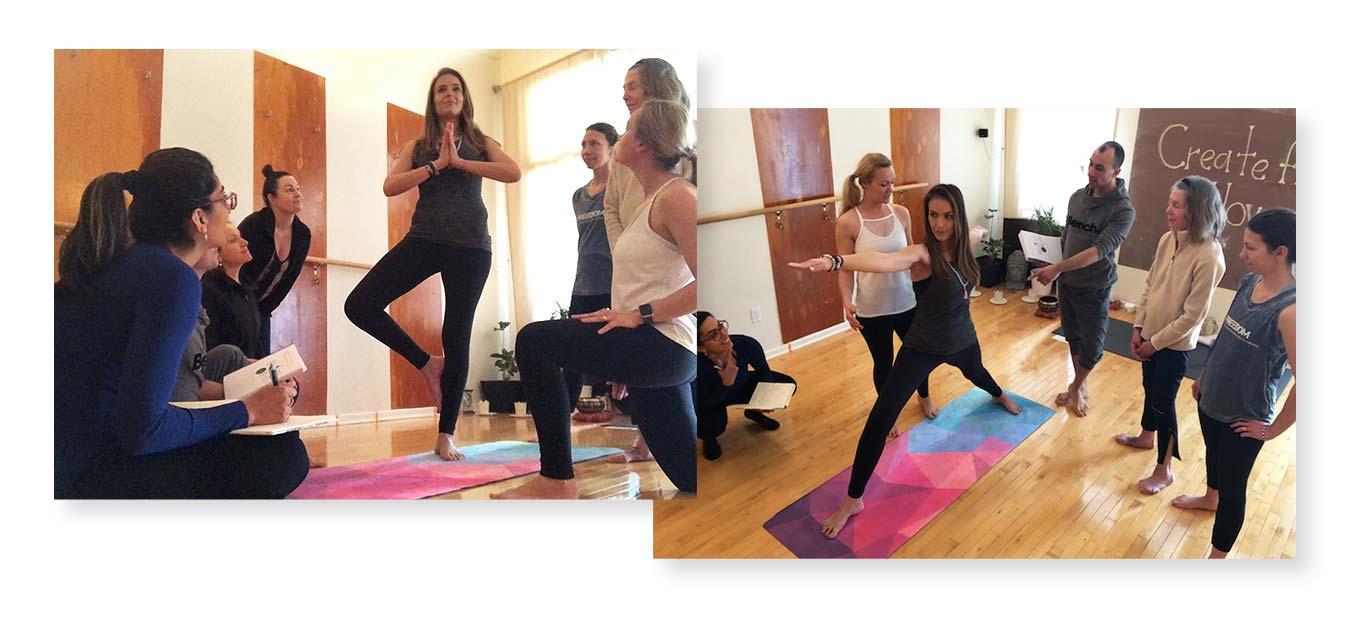 Yoga Teacher Training - Indigo Yoga Studio - Richmond Hill
