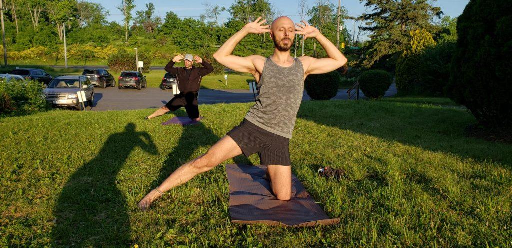 yoga studio in richmond hill